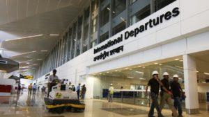 ইন্দিরা গান্ধী আন্তর্জাতিক বিমানবন্দর, দিল্লি (ইন্টারন্যাশনাল ডিপারচার সেকশন)
